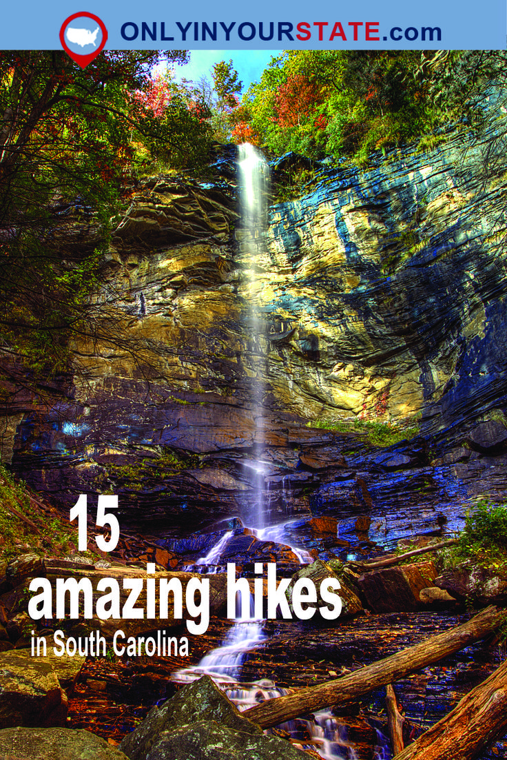 Travel | South Carolina | Attractions | Activities | Things To Do | Site Seeing | Outdoor | Adventure | Hiking | Trails
