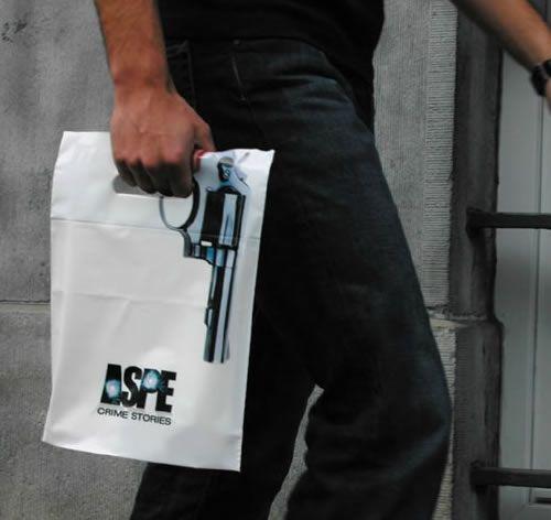 Bardzo oryginalna torba na zakupy! promocyjni.pl