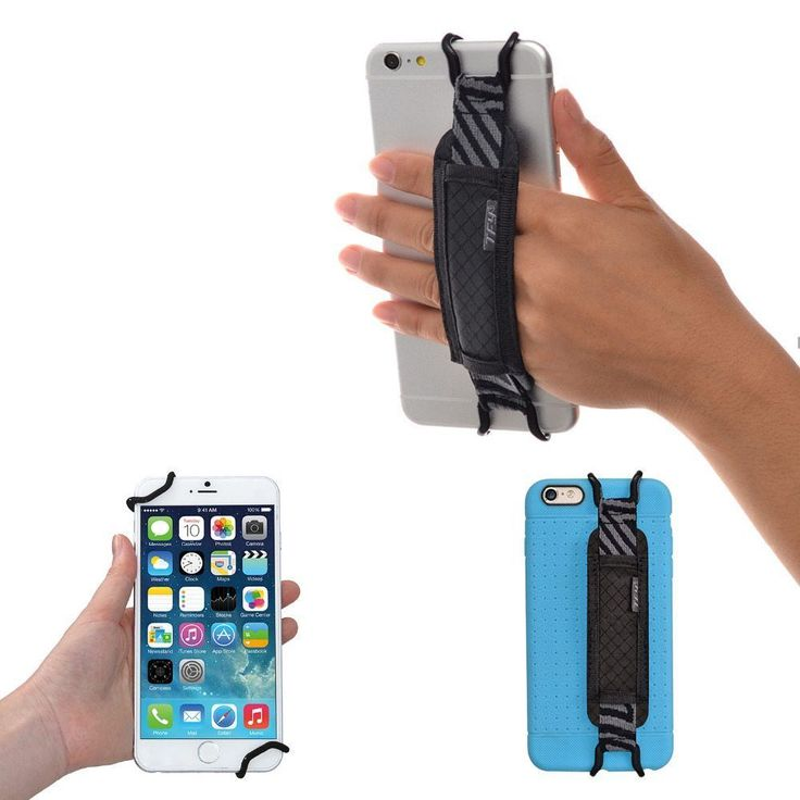 TFY Smartphone Security Hand Strap Holder for iPhone, Samsung Phones and Other Phones //Price: $0.00//     #gadgets #SamsungPhones #SmartphoneHolder