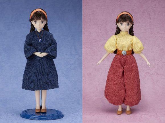Studio Ghibli releases Sheeta doll from anime film Laputa: Castle in theSky | SoraNews24