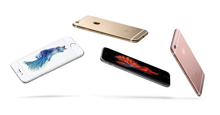 iPhone 6s: The only thing that's changed is everything.