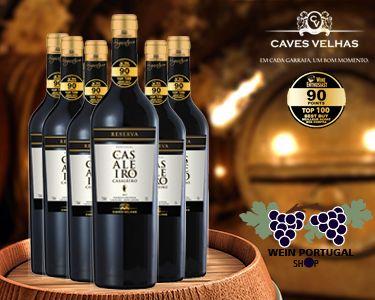 Casaleiro Reserva 2012 Red Wine in der Top 100