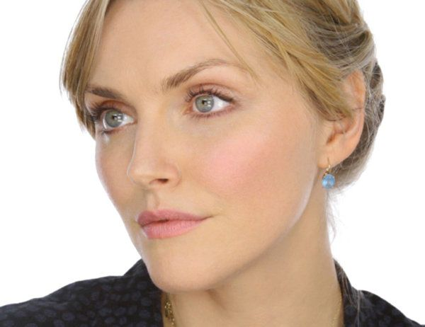 Lisa Eldridge Gives Sophie Dahl A Fresh-Faced Beauty Make-Over And Shares Her Tips For Sprucing Up A Tired Face