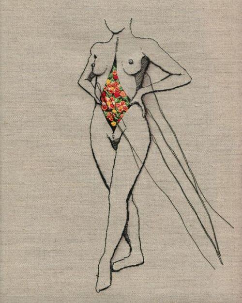Embroidery, Andrea Farina