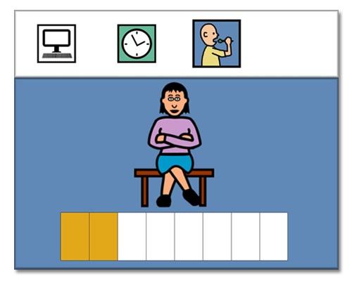 TIC-TAC ha sido diseñado para facilitar la comprensión y el manejo del concepto de tiempo en personas con autismo y/o discapacidad intelectual, que puedan tener asociados problemas perceptivos y/o sensoriales.