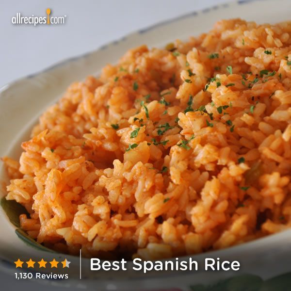 Best Spanish Rice | I'm Mexican and this is often my go to Mexican rice dish because it's so easy. I do know how to make it from scratch with my family's recipe. but this is fool proof and is quicker and easier to make. NOTE: I've made this with green salsa in place of the red salsa and it tasted equally good.