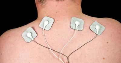 TENS units use electric currents to relieve both muscle and nerve pain.