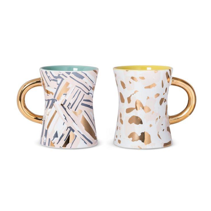 Oh Joy! for Target Patterend Mugs