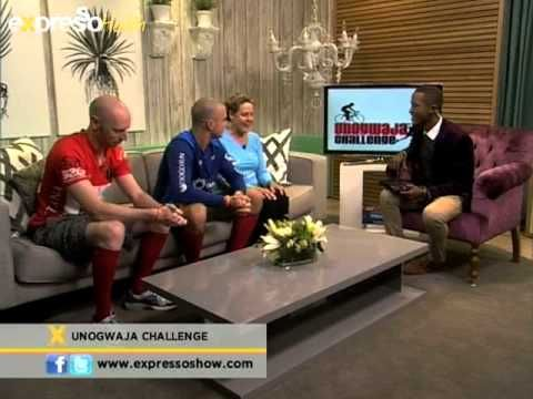 Expresso Interview with David, John and Cindy (2013)