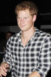 Prince Harry Flirts With Ashley Roberts