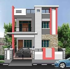 Best exterior color combinations for indian houses - Indian home exterior colour combinations ...