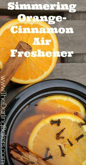 This air freshener recipe is quick, easy, non toxic and smells like heaven!