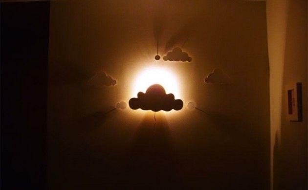die besten 20 lampen selbst bauen ideen auf pinterest wolkenlampe cloud leuchten und. Black Bedroom Furniture Sets. Home Design Ideas