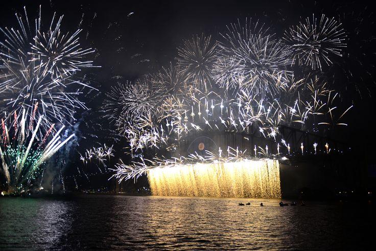 2014 NYE Celebrations Sydney