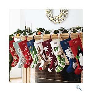 11 best Christmas Stockings images on Pinterest | Christmas crafts ...