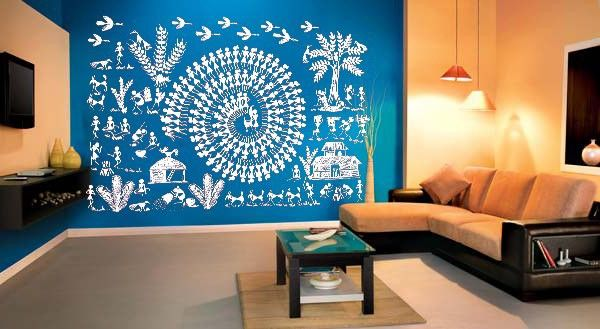 warli in home