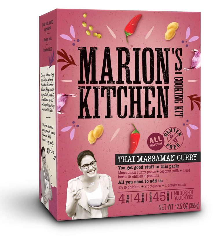 Marion S Kitchen Korma Curry