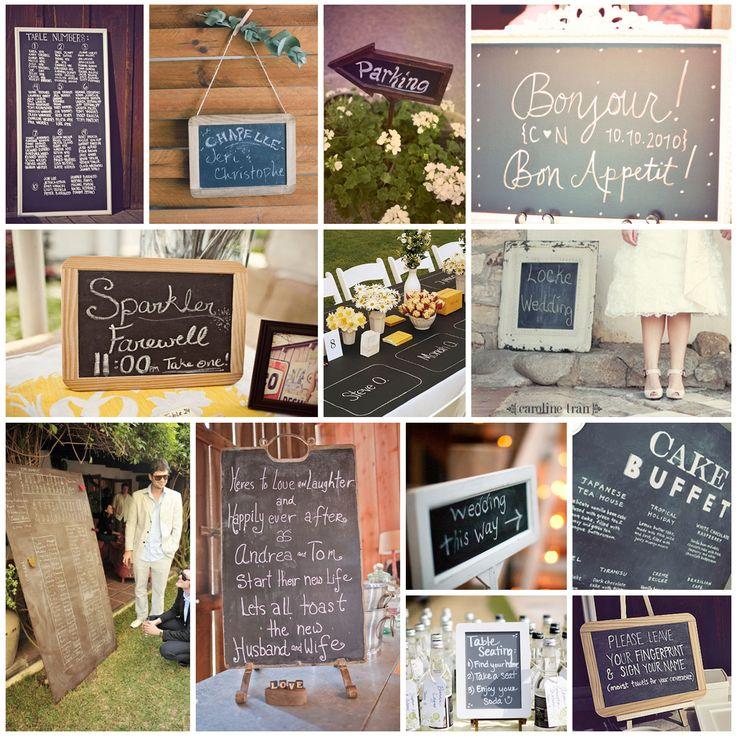 Wedding Chalkboard Ideas: 180 Best DIY Chalkboard Images On Pinterest