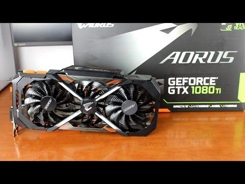 GTX 1080 Ti AORUS Gigabyte | test a juegos en 4K , 2K (1440p) y 1080p | VÍDEO Review en español