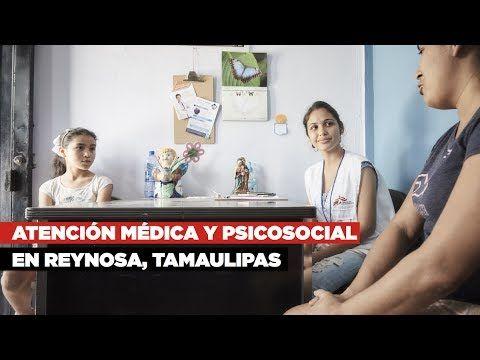 Proyecto de atención médica y psicosocial en Reynosa l Desde 2017, Médicos Sin Fronteras gestiona un proyecto de atención médica y psicosocial en Reynosa, Tamaulipas, con el objetivo de promover un modelo de atención integral (médica, psicológica y social) para la población y las víctimas de violencia. Conoce más del trabajo de MSF en México en: http://www.msf.mx/msf-en-mexico