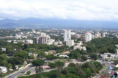 Santiago de Los Caballeros is the second city of the Dominican Republic. Description from bocachicaplaya.com. I searched for this on bing.com/images