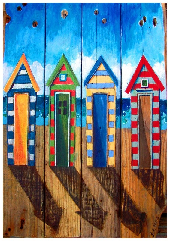 Original Paintings On Driftwood - A3 Prints http://www.driftwooddesigns.co.uk