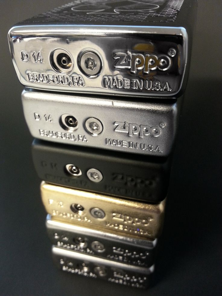 Zippo date codes in Sydney