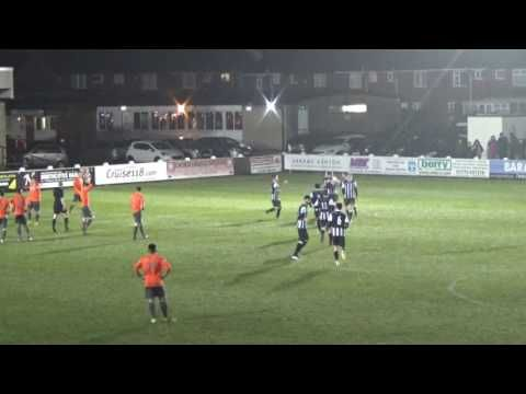 VIDEO | Chorley 1 - 0 Stafford Rangers | Charnock scores only goal of the game [6.12.16] https://youtu.be/jx-C15zYCUE