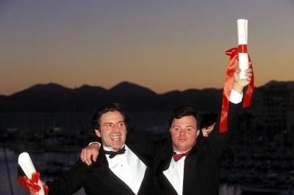 Daniel Auteuil, Pascal Duquenne, double prix d'interprétation masculine - émotions ! - 1996