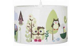 Hanglamp met uil kinderkamer - De leukste kinderwinkel online!