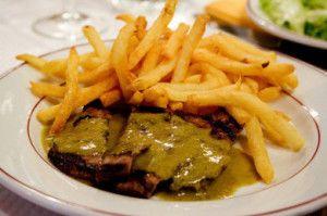 Secret French Steak Sauce