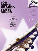 100 MORE POP SOLOS •mit leichtem Einstieg• Flöte Noten