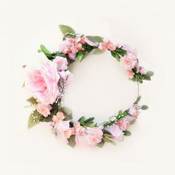 DELUXE Flower Crown Kit (with Vintage Flowers!) Make Your