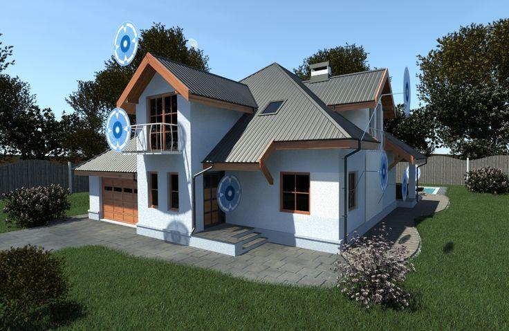 3D huis Ottoseal