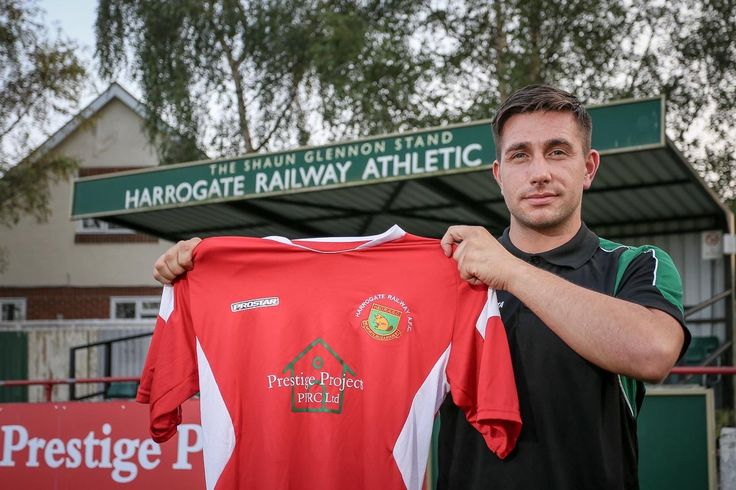 Meet the new manager Paul Beesley (audio interview)        @therailfc @SAFC #Harrogate @Howell_rm