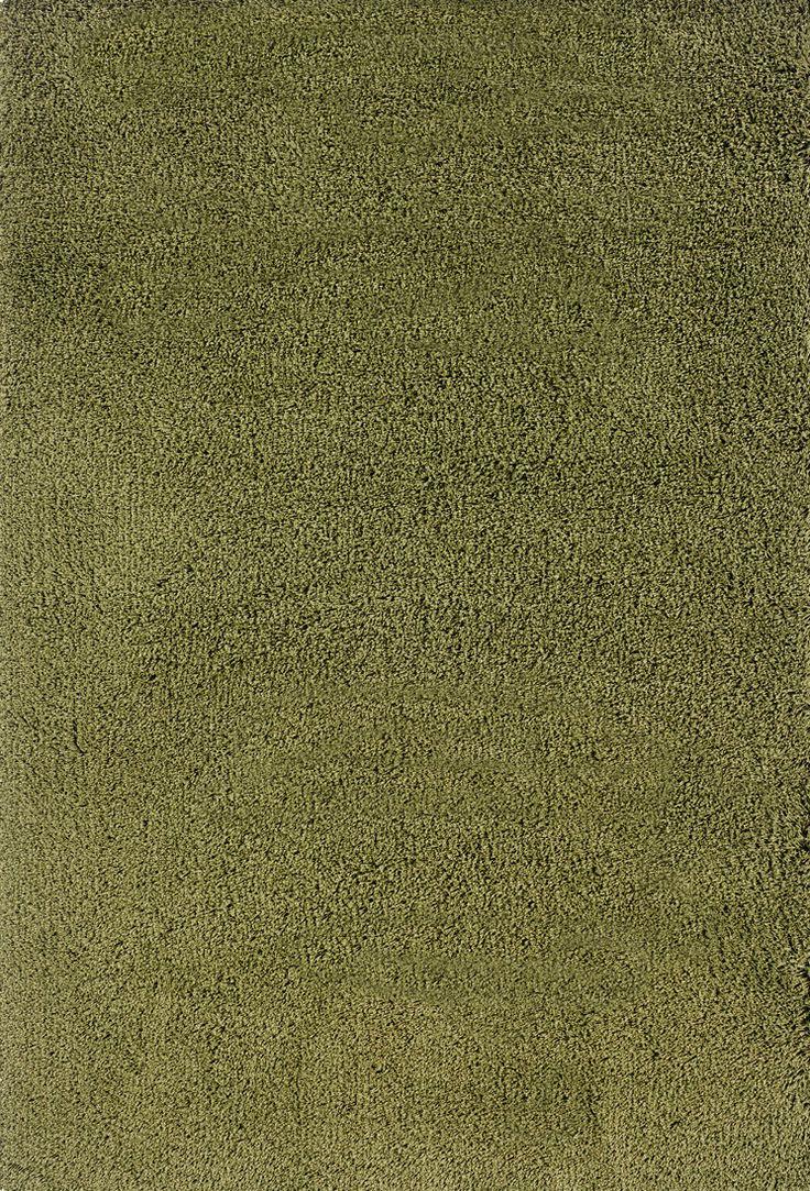 Loft Collection 520g Green Green Rug