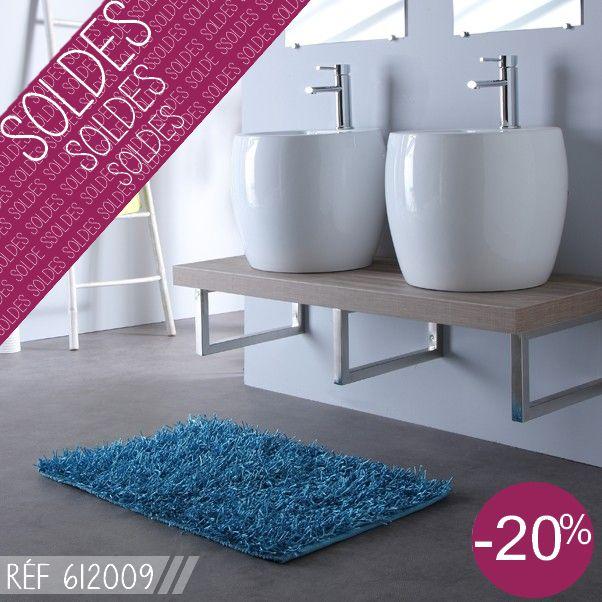 Quand le design s'invite dans votre salle de bain ! #planetebain #soldes #salledebain