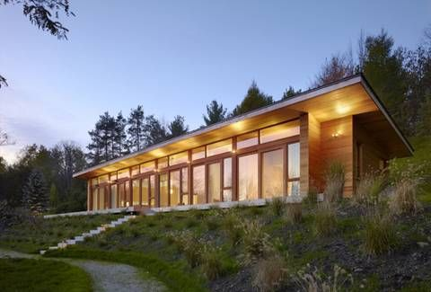 A Superkul house for a client with environmental sensitivities : TreeHugger