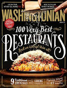 January 2015 Contents 100 Very Best Restaurants