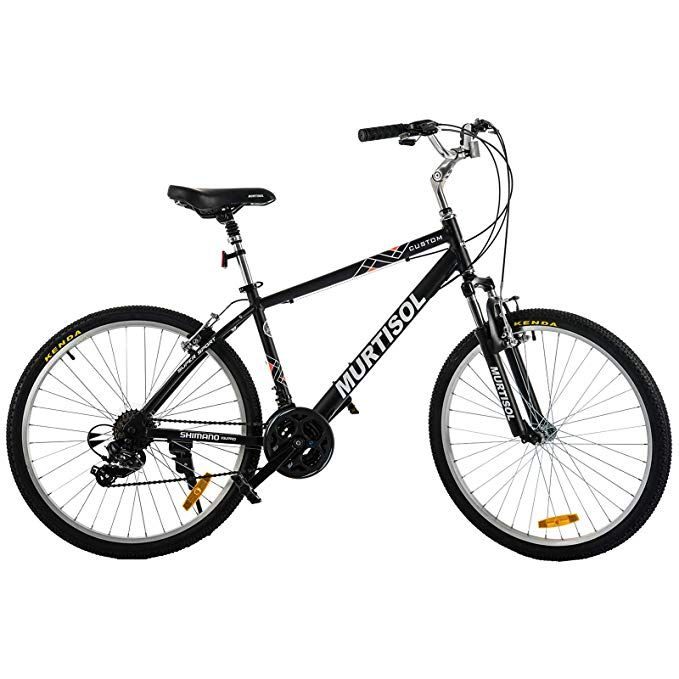 Amazon Com Murtisol Aluminum Comfort Bike 26 Commuter Bike