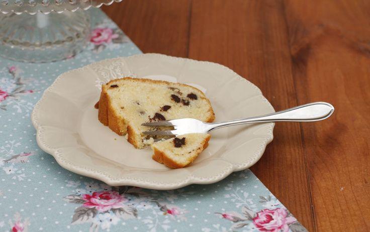Con una miga muy suave, perfecta con las pepitas de chocolate y las pecanas.