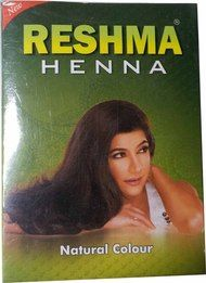 Reshma Henna Natural Henna Powder in 4 Colors Front