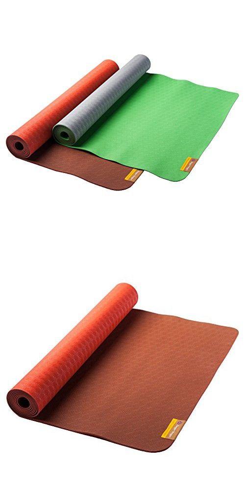 Hugger Mugger Earth Elements Yoga Mat, Cherry Wood, 3mm