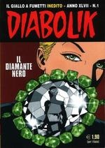 Diabolik (Astorina comic book) - 53 issues