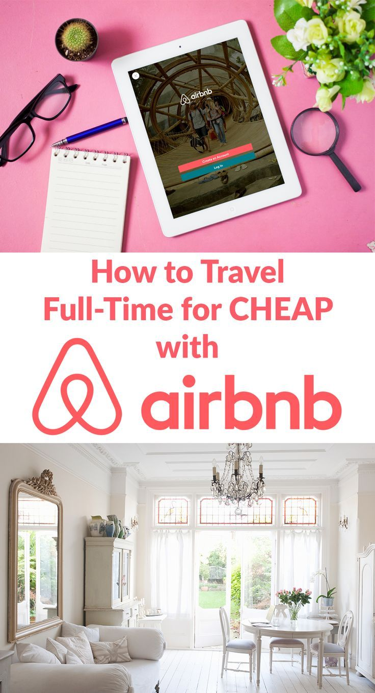 Learn how to travel full-time for CHEAP by using these Airbnb secrets. Our family of 6 spends an average of $1,500/month on rent to live around the world. #travel #familytravel #wanderlust #airbnb #vacation #full-time-travel