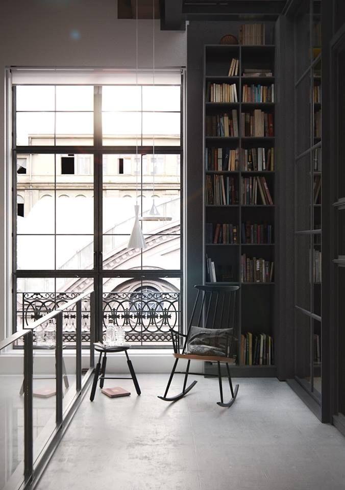 Loft Studios / Andrew Sadokha – nowoczesna STODOŁA | wnętrza & DESIGN | projekty DOMÓW | dom STODOŁA