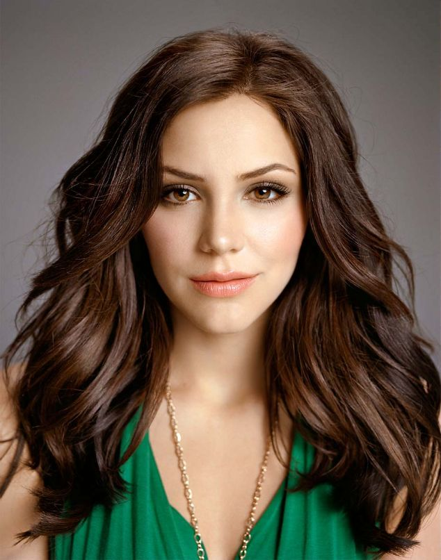 Katharine McPhee-- love her hair and makeup..
