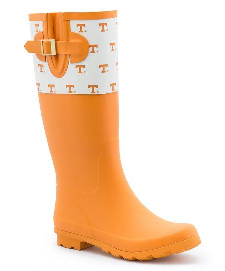Spirit Co. Tennessee Volunteers Rain Boot | zulily