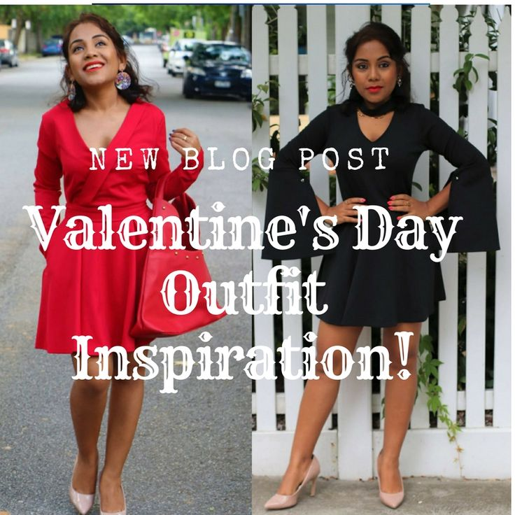 Valentine's Day Outfit Inspiration! Enter the GIVEAWAY to WIN this Dress! The Little Red Dress!