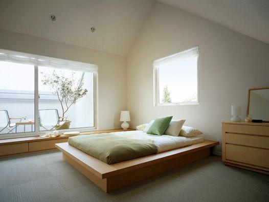 写真: 主寝室